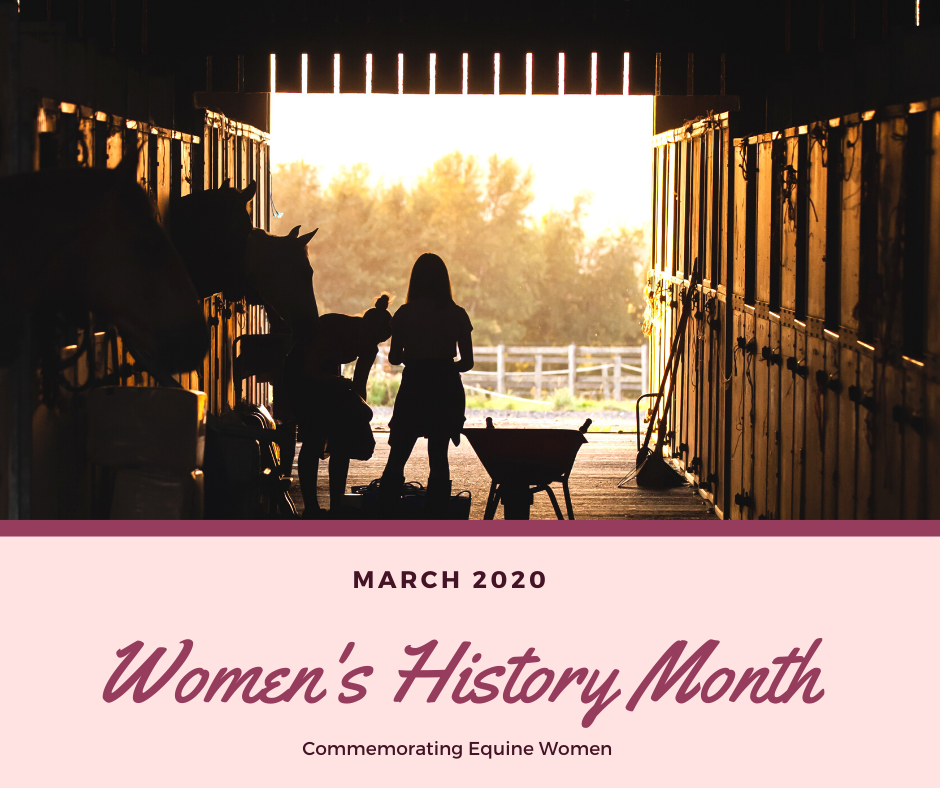 Equine Women in History